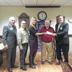 MCCF helps fund Rotary's law enforcement banquet