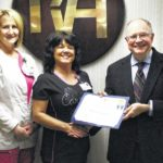 PVH honors employees of the month