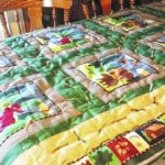 Quilts providing a piece of comfort