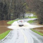 Severe storms cause flooding, damage