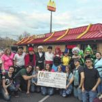 MHS Drama Club receives donation from McDonalds