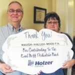 Holzer Pediatric sponsors recognized