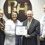 Call named PVH Employee of the Month