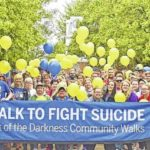 Rio hosts inaugural Suicide Prevention Walk