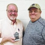 Teaford recognized for service