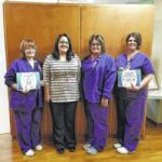 Holzer recognized by Ohio First Steps for Healthy Babies