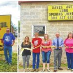 Point welcomes new business
