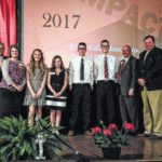 Students attend OVBC shareholders meeting