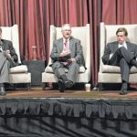 Holzer's Canady attends physican's conference