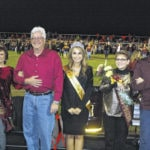 First MHS Homecoming Queens honored