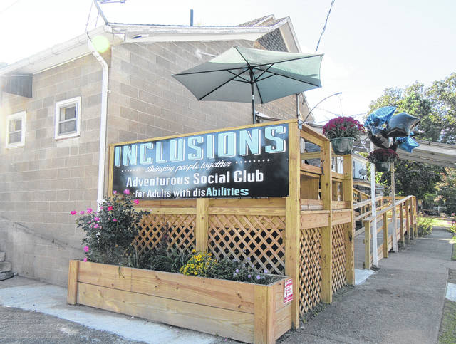 Inclusions held the grand opening at its new location in Middleport on Saturday.