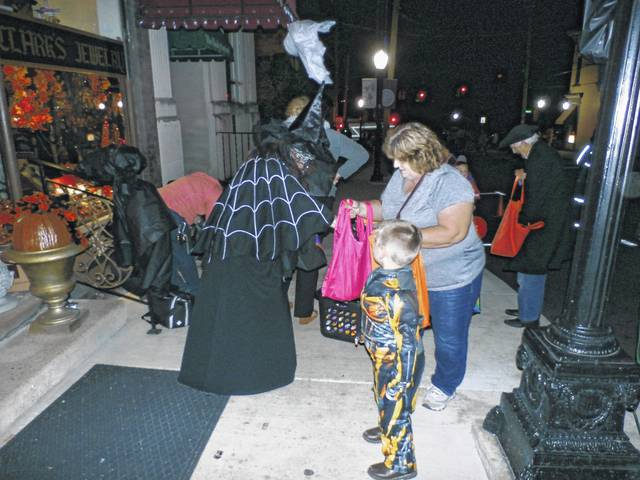 Pomeroy's annual Treat Street event brings hundreds to the downtown area each year. The event will be held tonight (Thursday) from 6:30-8 p.m.