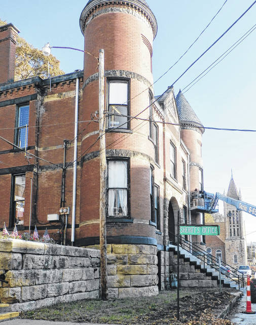 The Meigs County Sheriff's Office will remain in the 121-year-old structure following a defeat of the bond issue which would have provided for the construction of a new facility.