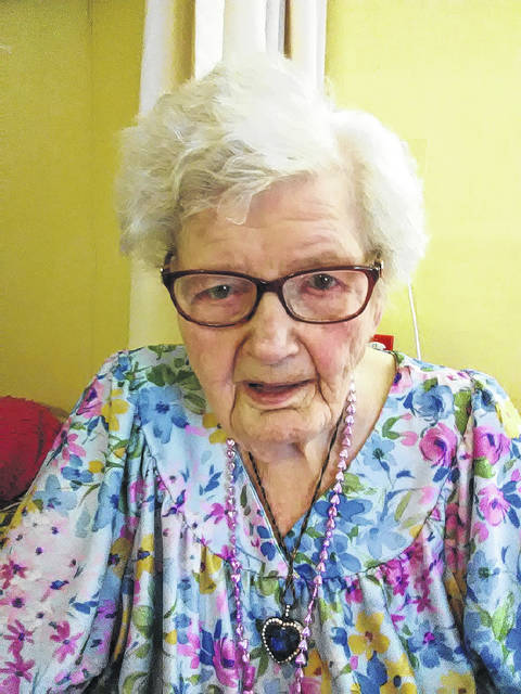 Dorothy Stone, a resident at Arbors of Pomeroy, will celebrate her 99th birthday on March 17. Dorothy was born on March 17, 1919, in Mammoth, West Virginia, to Blanch Slate and George Rowland. She had three siblings, Eugene, George Jr. and Emeroy. She married Roy Stone when she was 17 and moved to Ohio. She worked at the State Hospital in Athens from 1961 until she retired in 1984. Dorothy is the proud mother of two sons, Ralph (a railroad conductor) and Ray (a police officer). She has two grandchildren and one great grandchild. Dorothy is extremely proud that she has never smoked a cigarette and was only intoxicated once in her 99 years.
