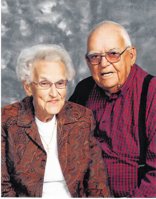 Rex and Catherine Shenefield