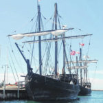 Nina, Pinta return to Gallipolis