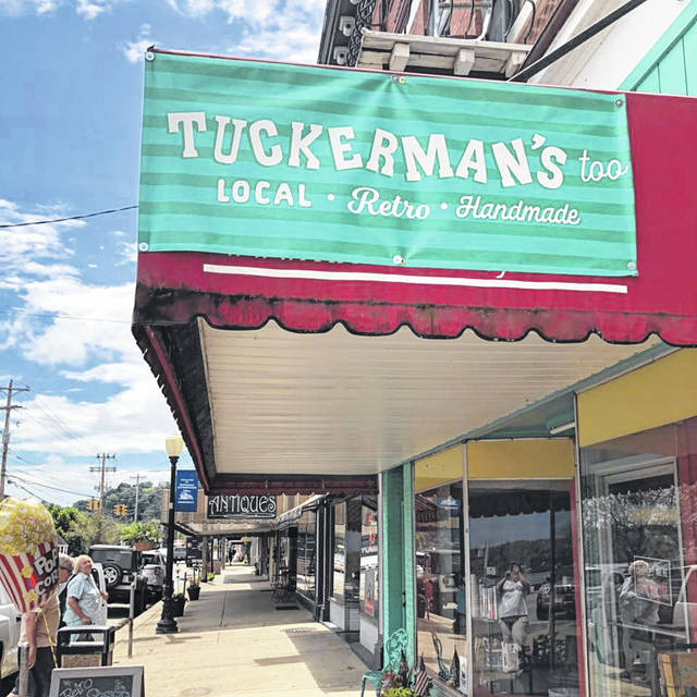 Tuckerman's Too
