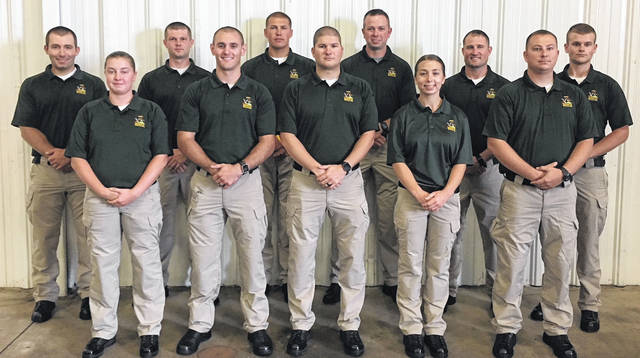 The Ohio Department of Natural Resources (ODNR) announced that the ODNR Division of Wildlife recently hired 11 cadets to become state wildlife officers. These cadets will graduate in March 2019.