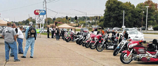 Fruth Pharmacy will host its 3rd annual Poker Run on this Saturday, Oct. 6, sign-up is at 11 a.m. and first bike will leave at noon.