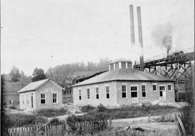 This photo from the Meigs County Historical Society shows Maynard Mine No. 1 near Rutland, Ohio. The photo shows both the office and power plant, according to the writing on the back of the photograph. A train can also be seen on the rail on the right side of the photograph. The exact location of the mine is not noted on the photograph and Sentinel research has not been able to determine the location. Know the location or more information about the Mine? Visit our Facebook page and look for this week's Throwback Thursday photo to share your information.
