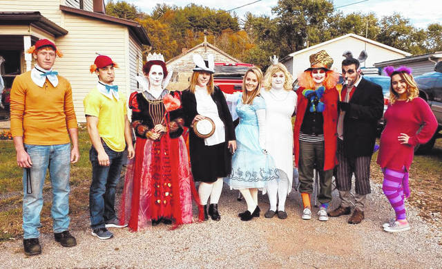 2018 or Daily from Scenes Trick Treat Pomeroy - Sentinel