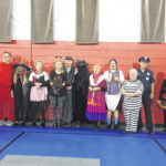 Belles and Beaus celebrate Halloween