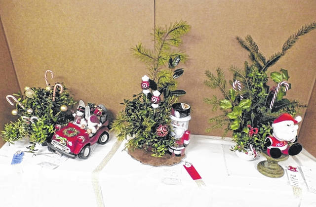 The Syracuse Community Center in Syracuse will be the site this weekend for the Meigs County Garden Clubs' annual Holiday Flower Show. The public is invited to view the entries from 1-5 p.m. Saturday, November 17 and noon to 5 p.m. Sunday, November 18.