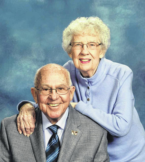 Harold and Betty Walker