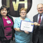 Shamblin named PVH Employee of the Month