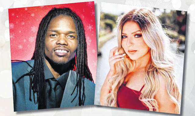 Landau Eugene Murphy Jr. and special guest, America's Got Talent season one winner Bianca Ryan will be performing together this evening at the Point Pleasant High School Auditorium.