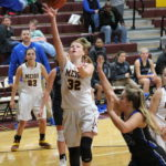 Meigs bounces Blue Angels, 60-25