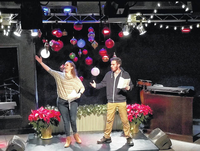 "The Refuge Church is presenting it's annual Christmas Play on Saturday, Dec. 22, at 7 p.m. The title is ""Heaven & Nature Sing"" and it brings the true Christmas Story to life as it involves children to adult actors. Skinny Santa (played by John Stuart) and Rudolphia (played by Lauren Dailey) will keep you laughing as they emcee the nights' entire program, which will include the TRC Christmas Chorale and Acoustic Band. The evening will conclude with TRC's traditional hot cocoa and homemade cookies. Worship & Creative Arts Pastor, Isaac Bradford is producing this event, along with his wife, Britnee Sauters Bradford. Costume design is by Dianna Sauters, with Lauren Pomales assisting with the set art. Senior Pastor, Jordan Bradford and his wife,Mindy Chancey Bradford, extend a warm welcome to the community to come out and celebrate the Birth of Jesus Christ with The Refuge Church, located at 121 W. 2nd Street in Pomeroy, Ohio. This will be a night to remember."