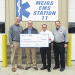 Meigs EMS receives grant funds