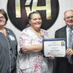 PVH recognizes employees of the month: December 2018 and January recipients
