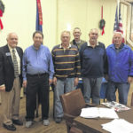 Brooks-Grant Camp installs officers
