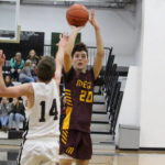 Marauders rout River Valley, 84-33