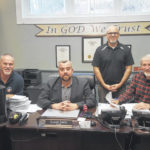 Commissioners approve resolution, cruiser donation
