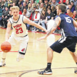 Patriots sweep Point Pleasant, 66-53