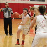 Lady Falcons upset Eastern, 64-46