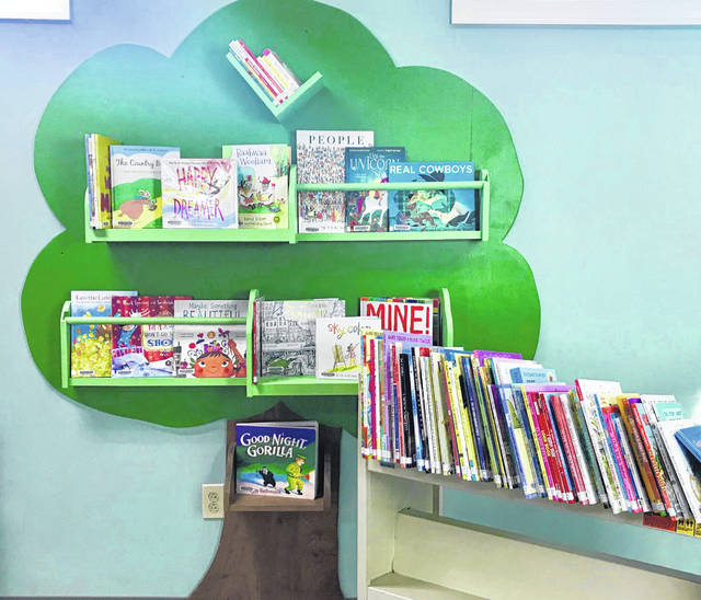 The Meigs County District Public Library recently received a donation of 100 books.