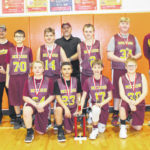 Meigs Boys place 2nd in HVBL Tournament