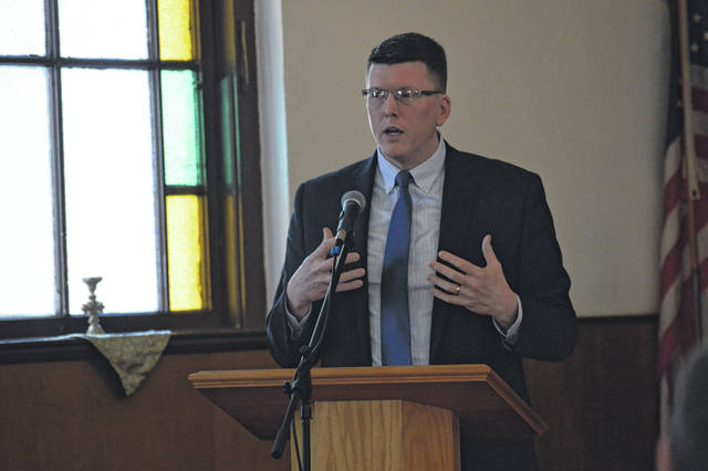 Gallia Prosecutor Jason Holdren discusses the need for mutual respect in the world today.