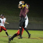 Zach Bartrum inks with Ohio Dominican football