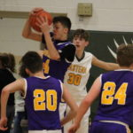 Southern holds off Eagles, 54-50