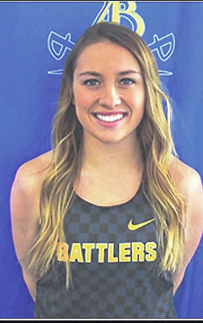 Kelsey Hudson, a 2015 Meigs High School graduate, broke her college record in the weight throw with a distance of 40 feet, 6 inches at the recently held Marietta Open. This record is in addition to the other records she has broke during her four years as a member of the indoor and outdoor track team. She holds the record in indoor shot put and weight throw, outdoor shot put, hammer throw, and discus throw. Hudson is a senior at Alderson Broaddus University, where she is a dual sport athlete. She is also a four year member of the women's basketball team. Outside of her athletic accomplishments she has also been named to the Academic All-Conference Team all four years. After graduation she plans to attend UNCW to obtain her masters degree in criminology and forensic science.
