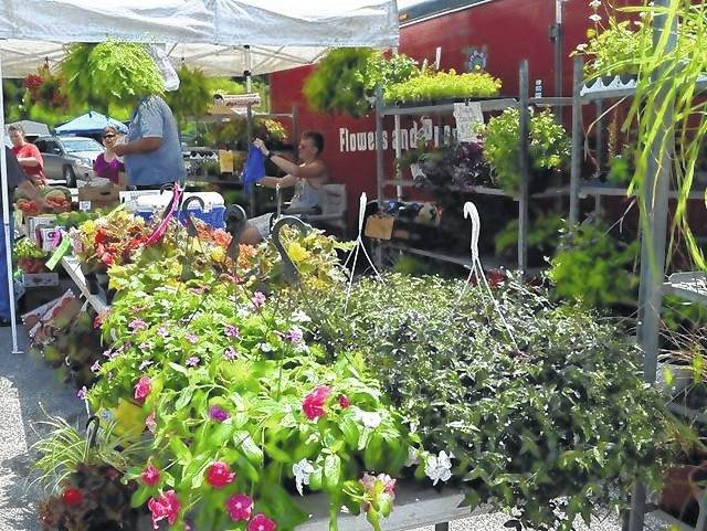 A farmers market in Meigs County was previously held at the former Alligator Jack's property.