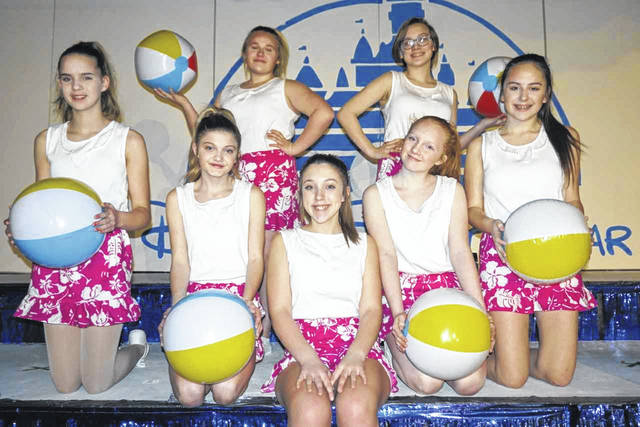 """Selections from the """"Teen Beach Movie"""" will be among those featured in the Wahama White Falcon Chorus show, """"Disney Spectacular"""" this weekend. The show will be held in the school gymnasium on Friday and Saturday at 7 p.m., and Sunday at 2 p.m."""
