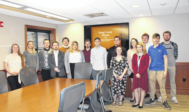 Meigs Career Based Intervention students made their business pitches last week.