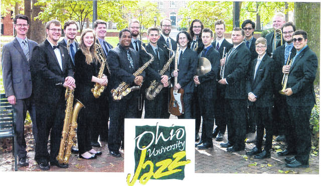 The Riverbend Arts Council, in partnership with the Meigs Marauder Band, will host Jazz in the Village featuring Matt James and the Ohio University Jazz Ensemble from 7:30-10:30 p.m. on Friday, March 29, at the River Bend Arts Council, 190 North Second Avenue, Middleport. The event will be an evening of Jazz, Swing, Big Band, and Dance Music. Tickets are available at King Hardware, Clark's Jewelry and from Meigs Band Students. The band will receive a portion of tickets sales from the tickets purchased from band members. Refreshments will be served.