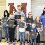 Meigs Board recognizes students